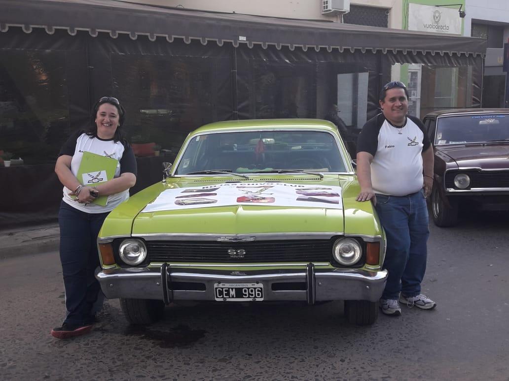 Con gran éxito, se desarrolla el 2do. encuentro nacional de Chevrolet