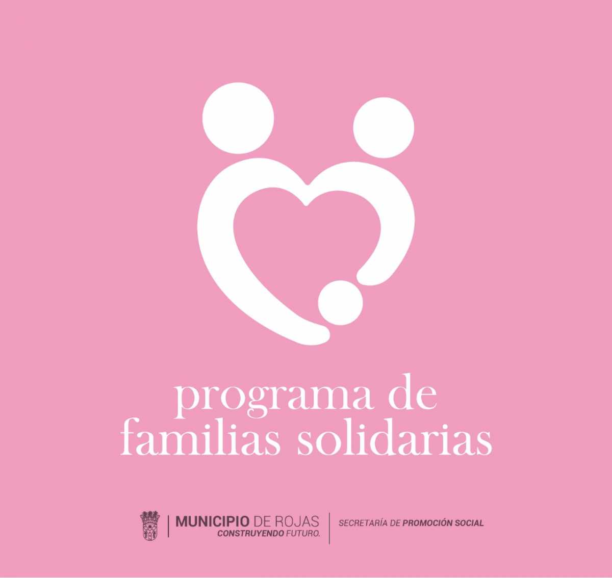 """La Secretaría de Promoción Social presentará el programa """"Familias Solidarias"""" el lunes 22"""