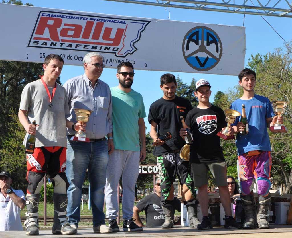 Rally Santafesino: tras la victoria del fin de semana, Farías lidera el campeonato