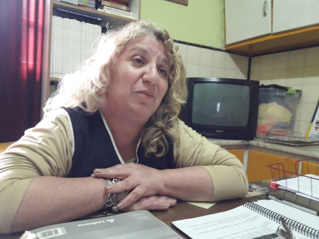 Marisa Rossi: