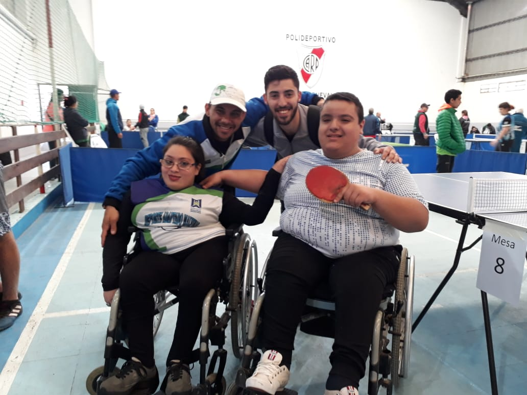 Juegos Bonaerenses 2018: Nicolas Tissera obtuvo, nuevamente, la medalla de oro