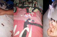 Allanan vivienda por una causa de robo y secuestran 24,5 gramos de marihuana