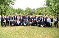 Funcionarios rojenses asistieron a la coordinación del Consejo Regional de Seguridad en Junín con la presencia de Ritondo