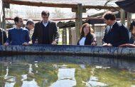 Sarquís y Bullrich dialogaron con productores en Junín