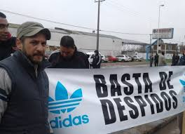 Cierra ensambladora de Adidas en Chivilcoy