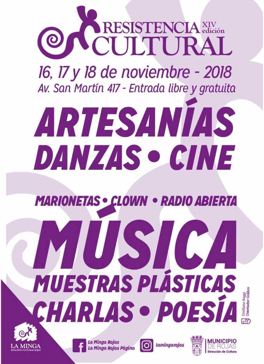 Resistencia Cultural: XIV edición de La Minga