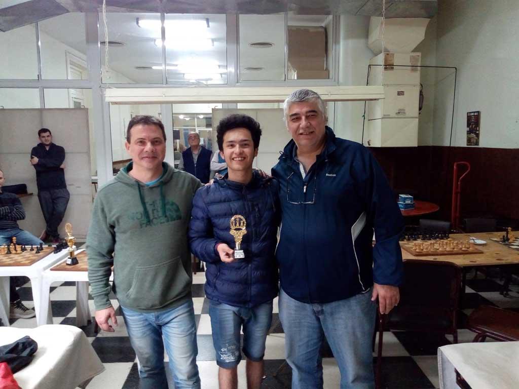 Finalizó el torneo de Ajedrez por equipos