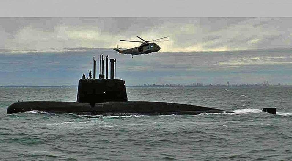 Encontraron al submarino Ara San Juan