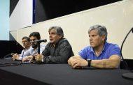 Britos se reunió con trabajadores y empresarios por el cierre de Paquetá