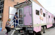 En diciembre estará en Rojas el camión de Avón-Lalcec