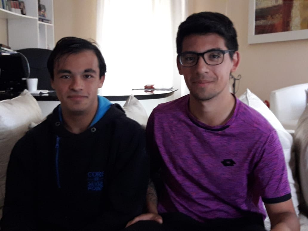 Tenistas rojenses fueron protagonistas de un torneo regional en Pergamino