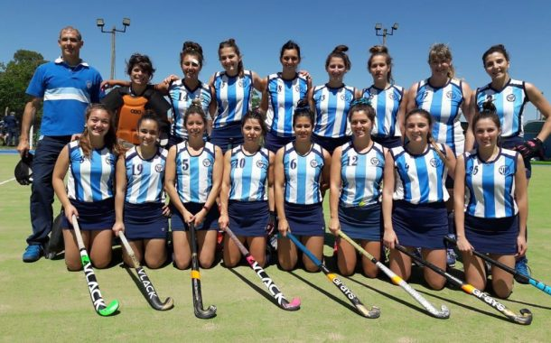 Hockey: Argentino visitó a Sports