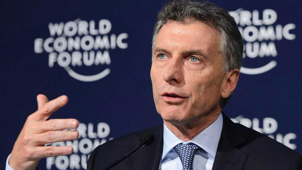 """Macri le pidió a los intendentes que """"no gasten mas de lo que tienen"""""""