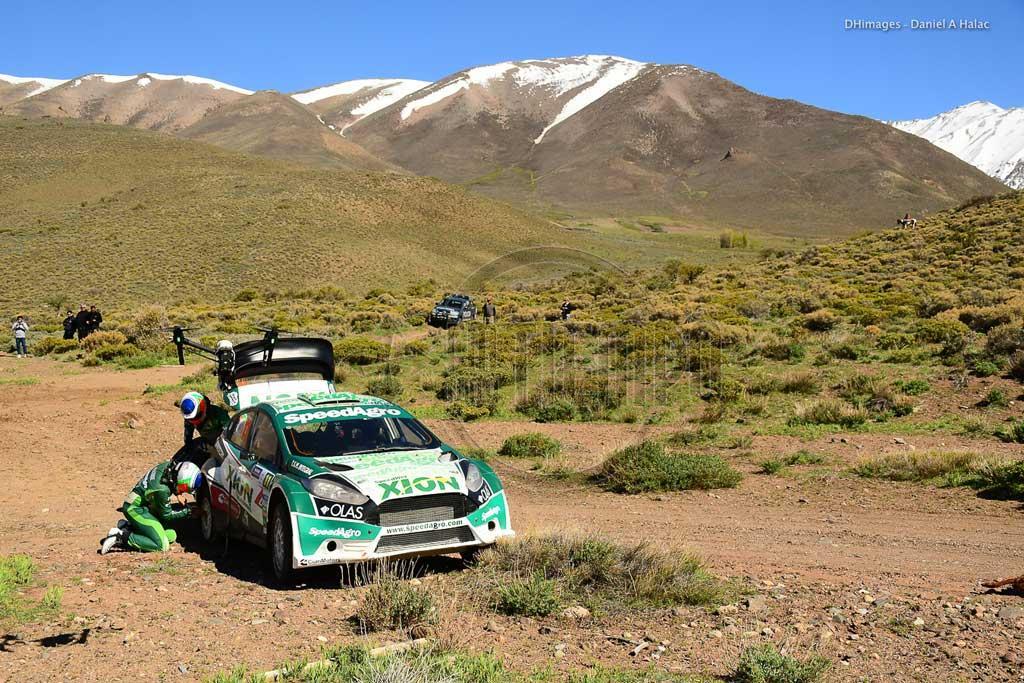 Rally Argentino: D´Agostini se quedó con la primera etapa;