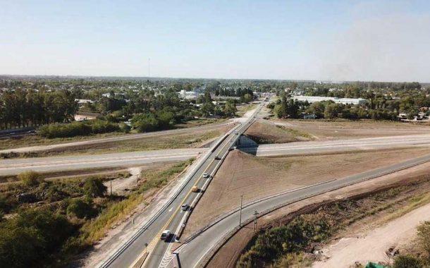 Una empresa china construirá la autopista de la ruta 5 entre Mercedes y Bragado