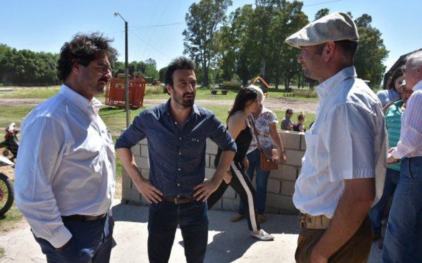 En Navarro Sarquís anunció nueva simplificación de trámites a productores