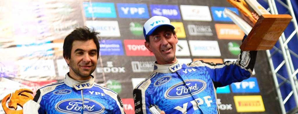 Rally Argentino: Villagra se consagró campeón
