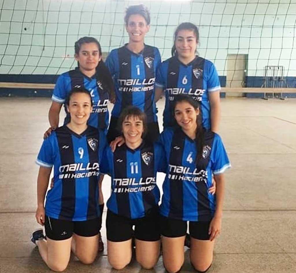 Voley: El CEF ganó el Abierto del Club San Telmo en Pergamino