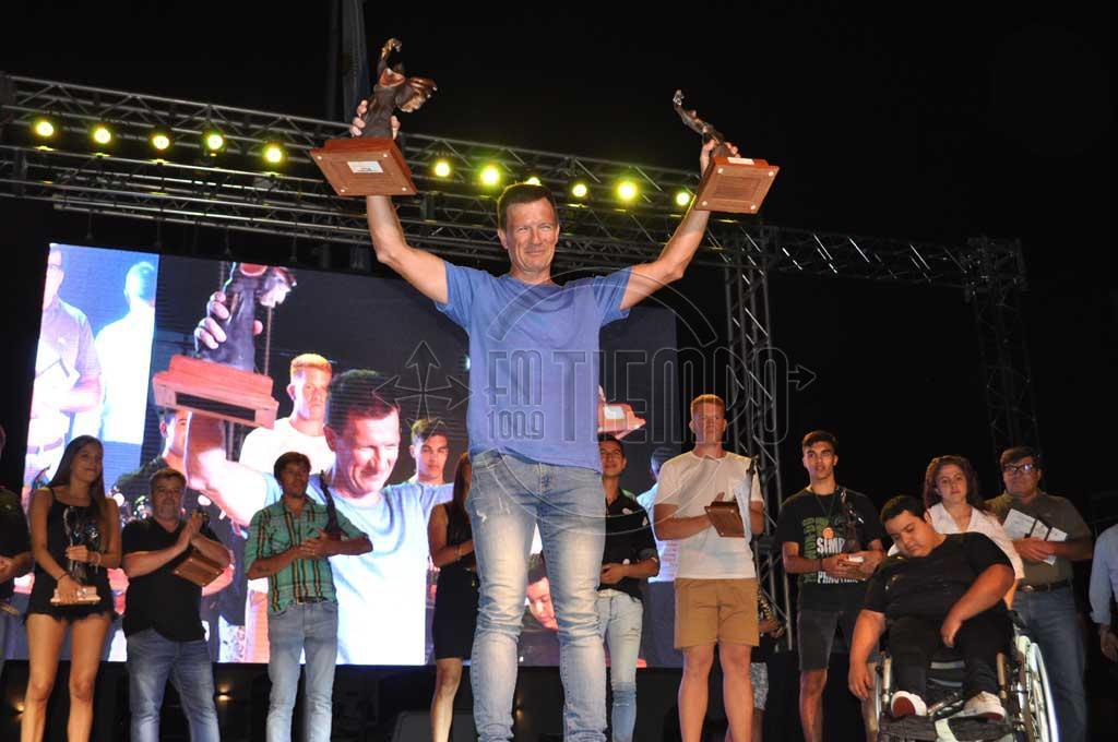 Es Cumbre de Oro 2018… Lito Ruiz