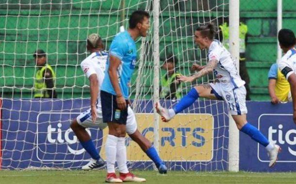 Fútbol de Bolivia: San José quedó a un paso del título gracias a dos goles de Sanguinetti
