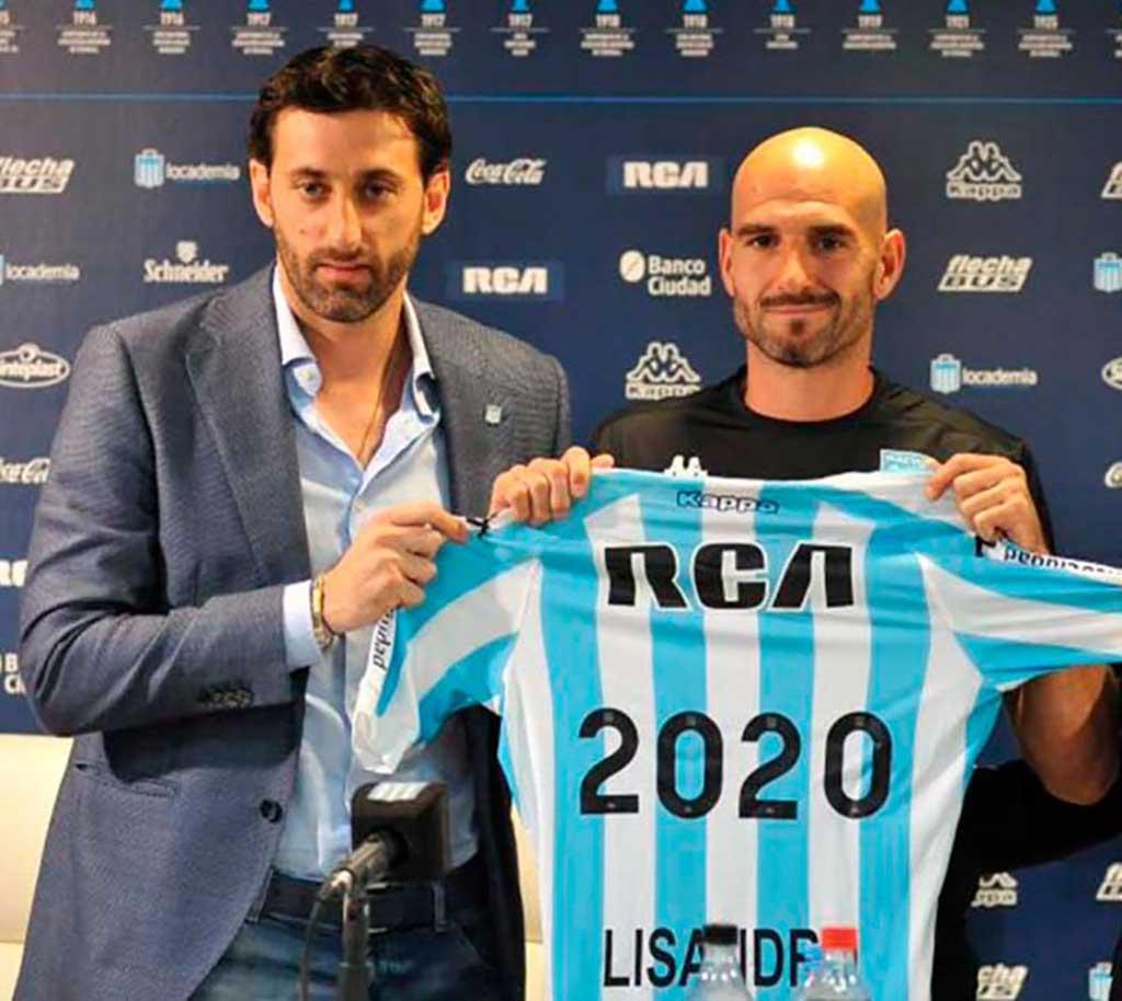 "Lisandro López 2020: ""Es un momento sumamente importante para mí"""