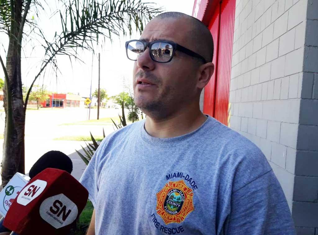 """Accidente en ruta 31: """"Es muy triste lo que nos tocó vivir"""", dijo Laborde"""