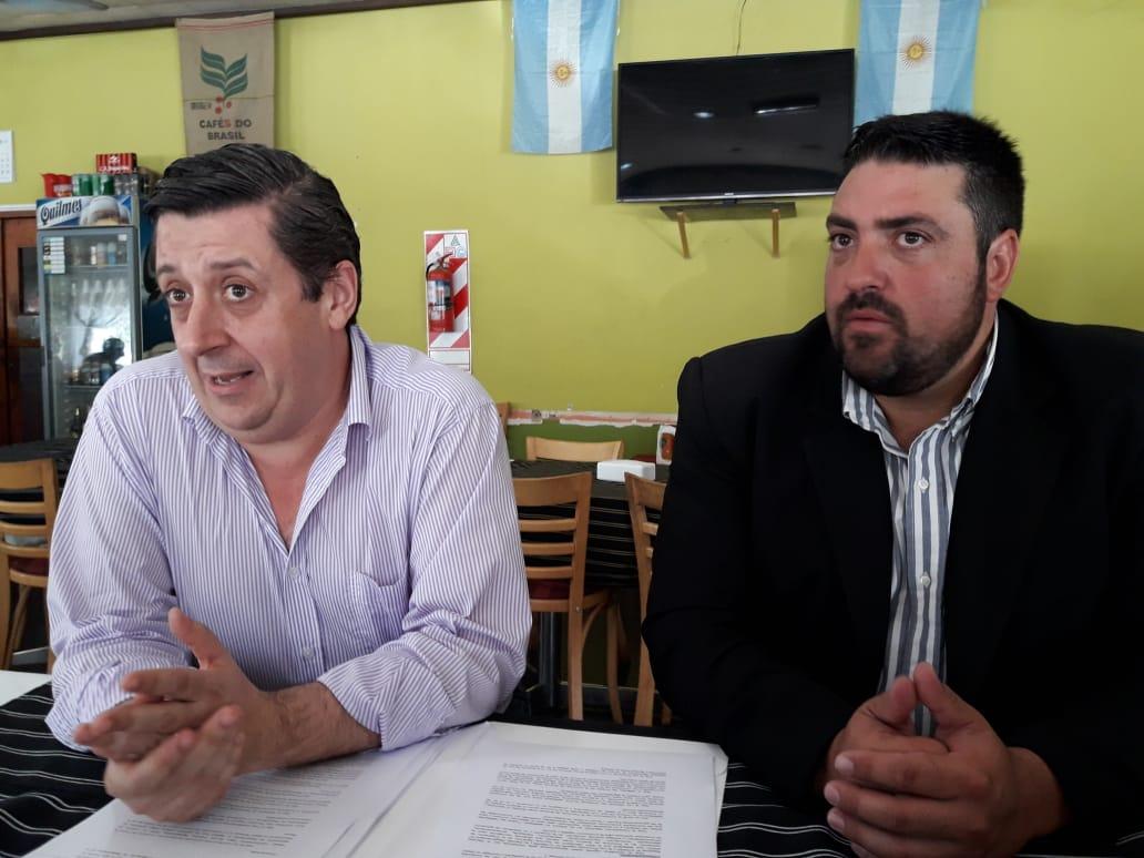 Álvarez estuvo en Rojas para exponer sobre el proyecto de ley para el fomento de la agroecología
