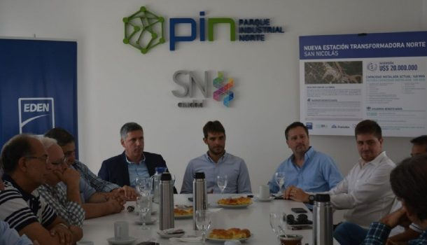 San Nicolás construirá una nueva estación transformadora