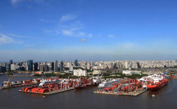 Presentaron el plan de modernización del Puerto Buenos Aires