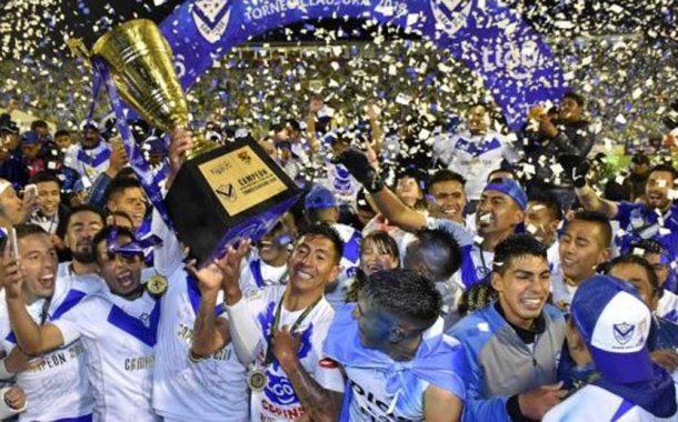 San José es el nuevo campeón del fútbol boliviano con Sanguinetti como figura