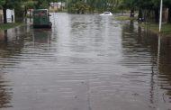 Britos informó sobre la situación tras la lluvia en Chivilcoy