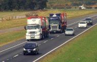 Anunciaron restricción de camiones por recambio turístico