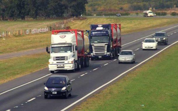 Verano 2019: Anuncian restricción de camiones por recambio turístico en rutas bonaerenses