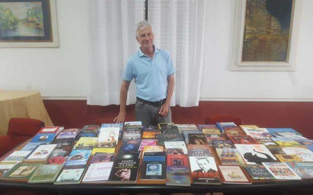 500 libros nuevos para la Biblioteca Municipal