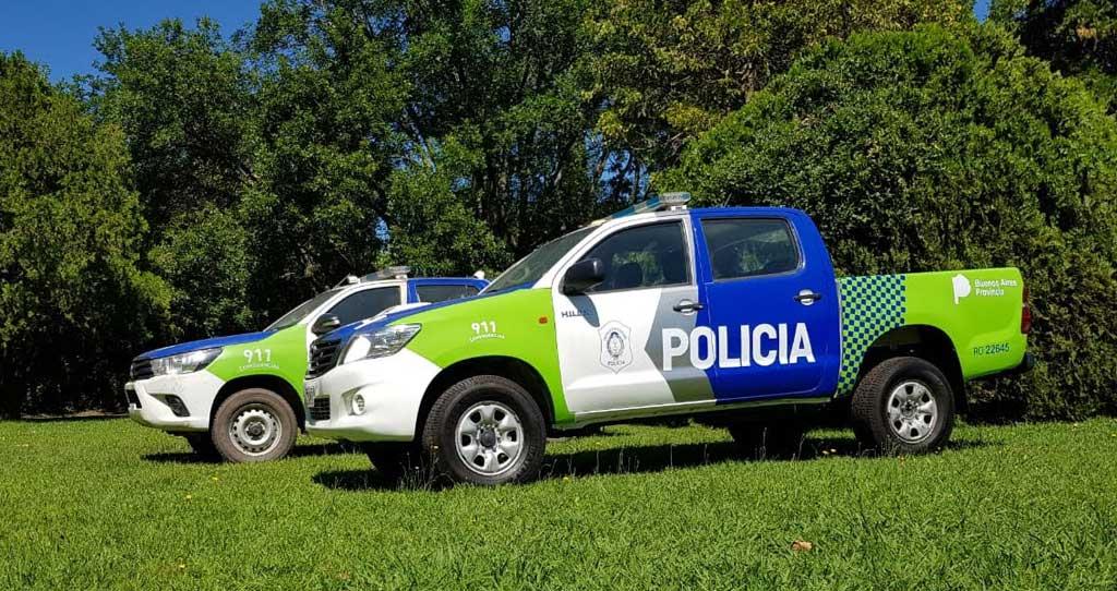 La policia local cuenta con dos nuevos vehículos