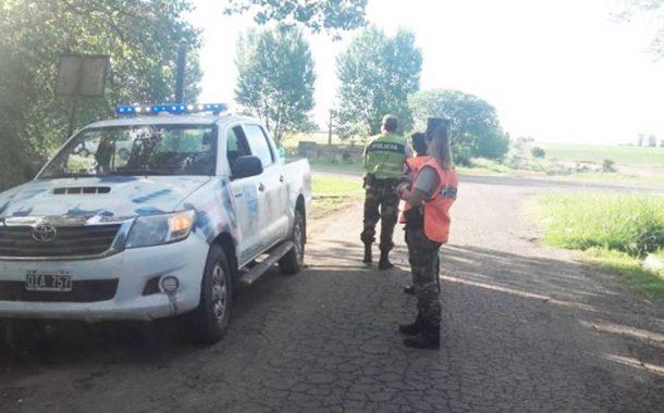 Operativos de prevención en distintos puntos de la ciudad
