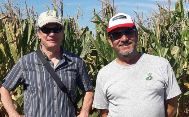 La UNNOBA recibió la visita de un investigador del a Universidad de Iowa