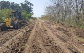 Comenzarán en marzo a reparar unos 4.000 kilómetros de caminos rurales