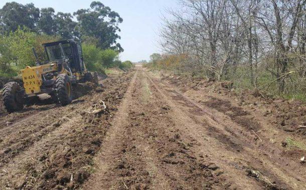 Carbap presentará proyecto para mejorar 120 mil kilómetros de caminos rurales