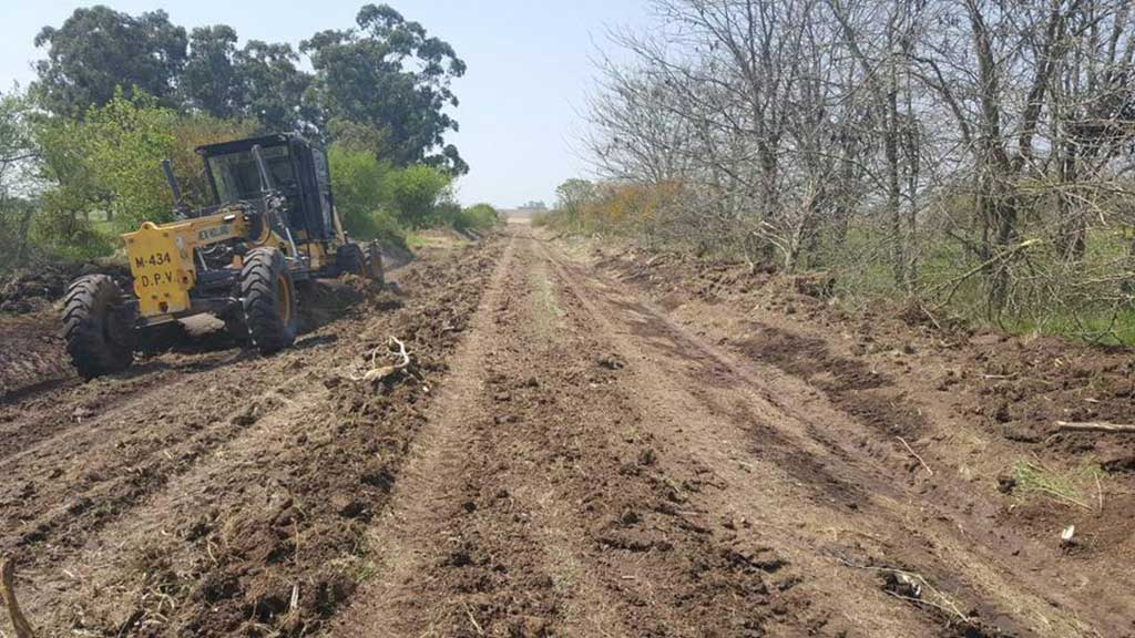 Presentan la app para monitorear el estado de los caminos rurales