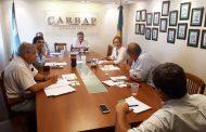 Importante reunión de responsables del tema educativo de entidades agropecuarias