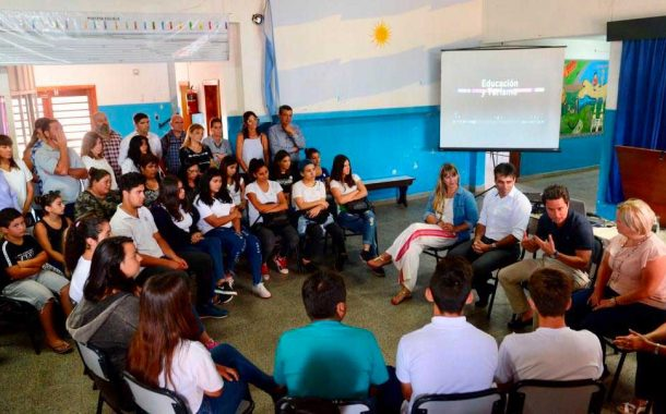 Turismo será una nueva orientación en las secundarias bonaerenses