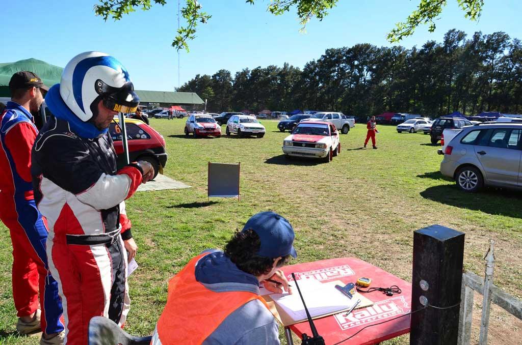 Rally Santafesino: la competencia de Soldini tiene el registro de inscripciones habilitado