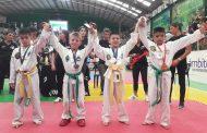 Taekwondo: rojenses participaron de la la XXI Edición del Campeonato de la costa