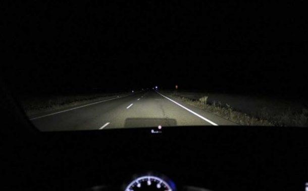 La noche triplica el riesgo de morir en un accidente de tránsito