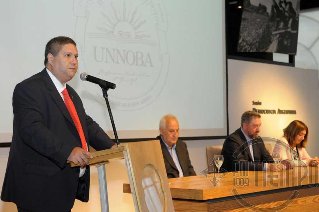 Asumieron dos directores de Escuelas de la UNNOBA