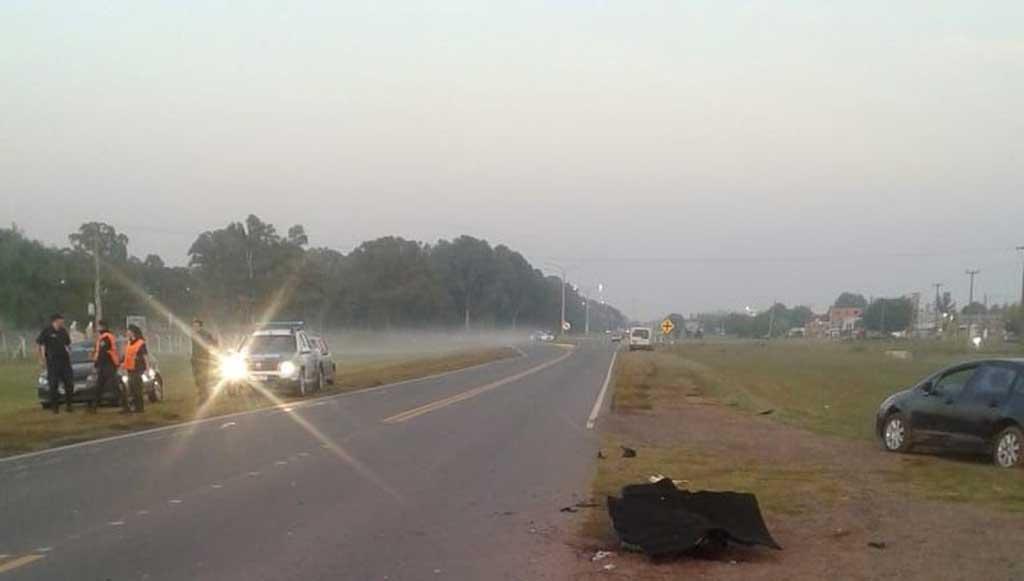 Junín: Una mujer falleció en un accidente de tránsito