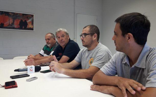 Bomberos Voluntarios brindaron detalles sobre proyectos, adquisiciones y la escuela de cadetes