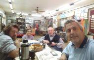 Historia eclesiástica de Diócesis de San Nicolás: Hubo reunión Salto con participación rojense