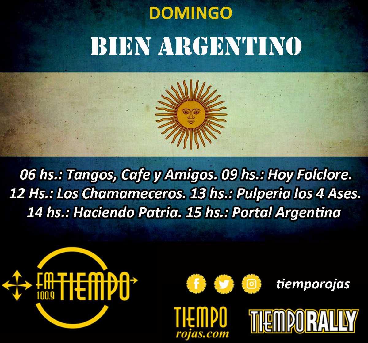domingo argentino